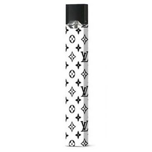 X2 black and white Louis skins 4JUUL